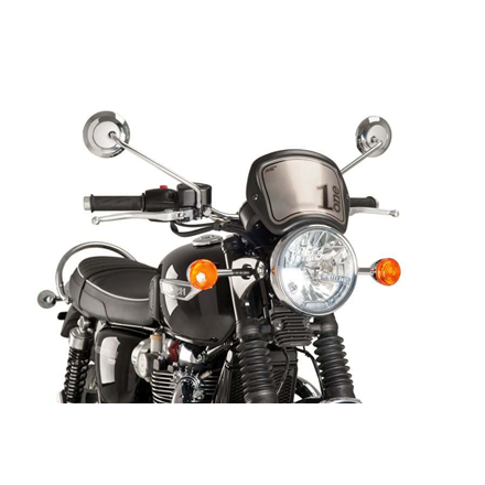 TRIUMPH BONNEVILLE T120 16' - 20' PLACA FRONTAL ABS
