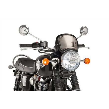 TRIUMPH BONNEVILLE T100 16' - 18' PLACA FRONTAL ABS