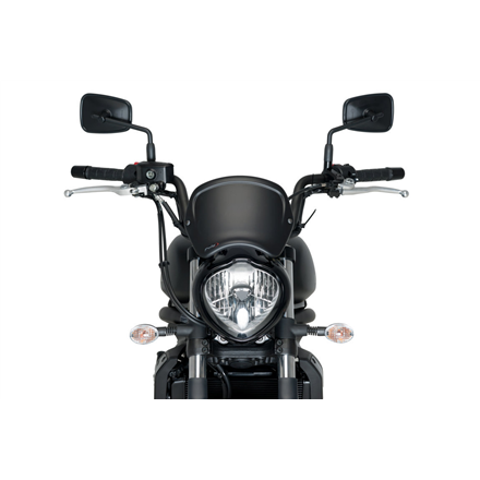 TRIUMPH BONNEVILLE SPEEDMASTER 18' - 20' PLACA FRONTAL ABS