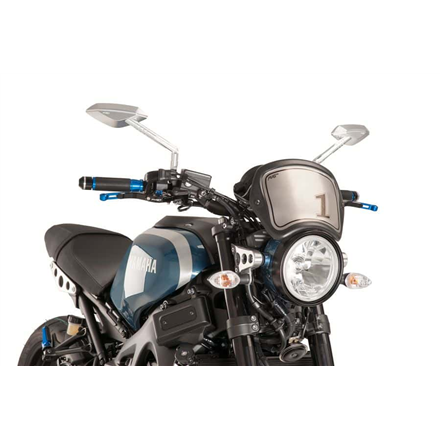 YAMAHA XSR900 16' - 20' PLACA FRONTAL ABS