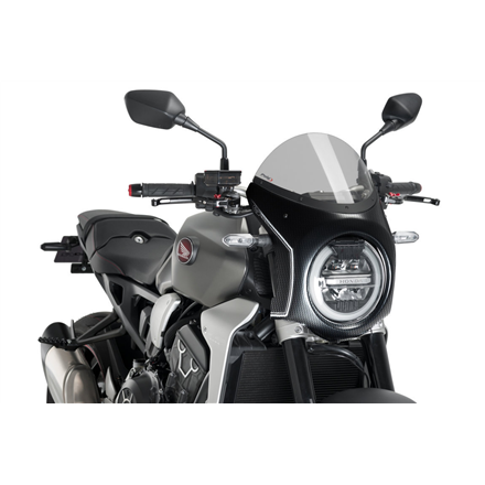 HONDA CB650R NEO SPORTS CAFÉ SEMICARENADO CARBONO