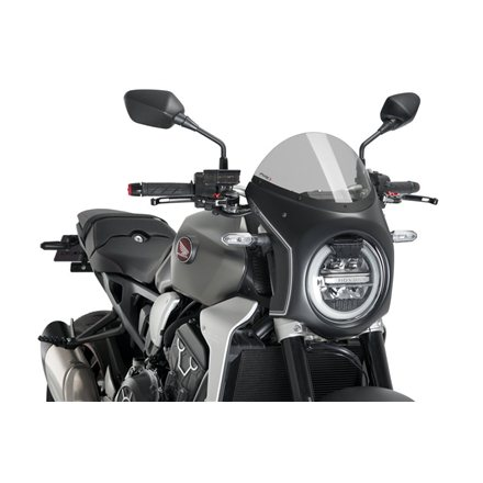 HONDA CB1000R NEO SPORTS CAFE SEMICARENADO NEGRO MATE