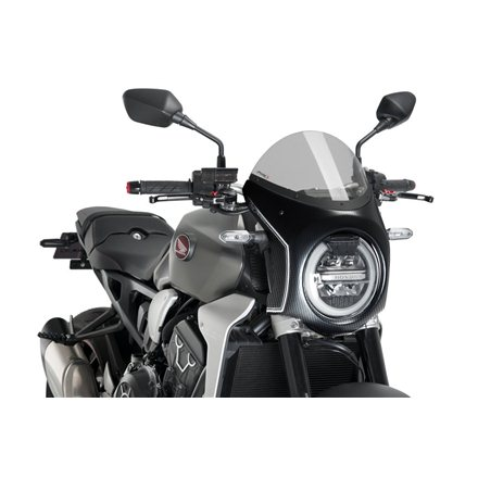 HONDA CB1000R NEO SPORTS CAFE SEMICARENADO CARBONO
