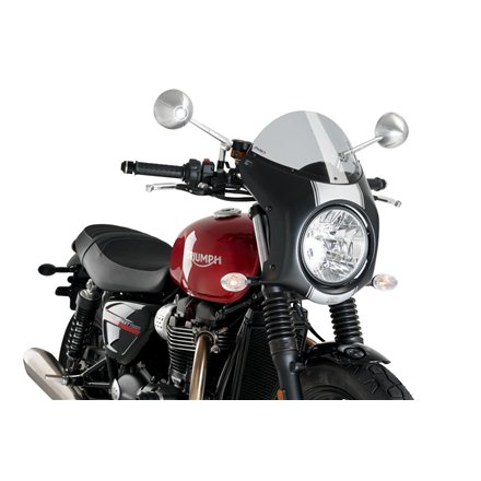HONDA CB1100 SEMICARENADO CARBONO