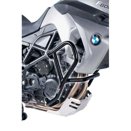 BMW F650 GS/F700 GS  DEFENSAS LATERALES PUIG NEGRO