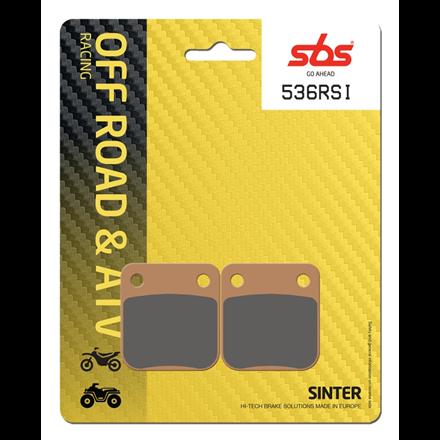 HONDA CB RS 125 (1983 -  ) DELANTERA PASTILLAS FRENO SBS