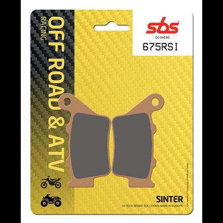 KTM DUKE 4T 390 (2013-2019) TRASERA PASTILLAS FRENO SBS
