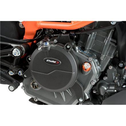 KTM RC390 17' - 19' TAPA PROTECCION MOTOR