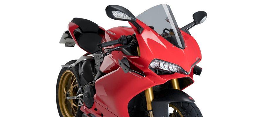 Aleron Racing moto