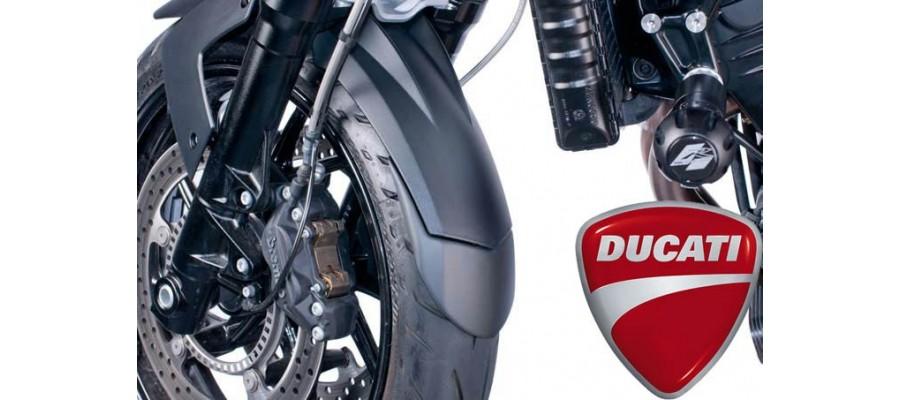 Ducati Faldon Guardabarros Puig