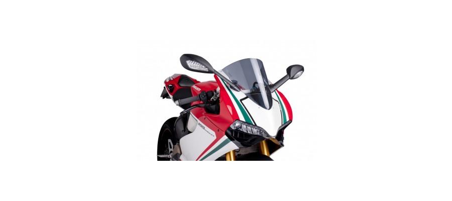 Ducati Doble Burbuja Puig