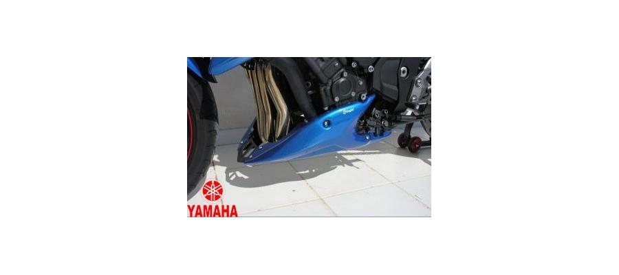 Yamaha Quillas Ermax