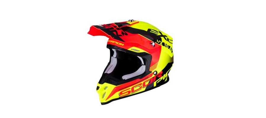 Scorpion EXO VX-16
