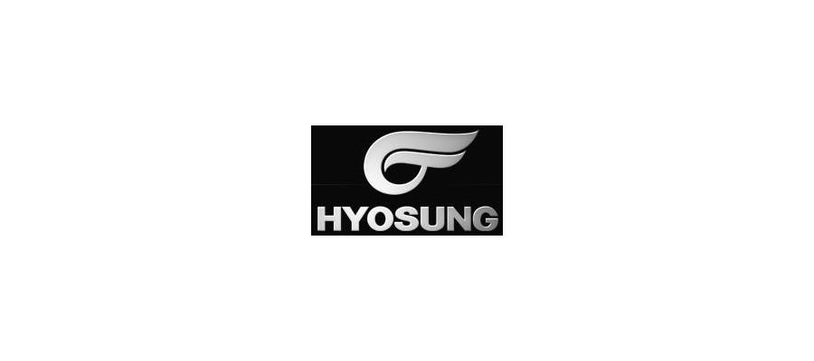 HYOSUNG MOTOR ARRANQUE